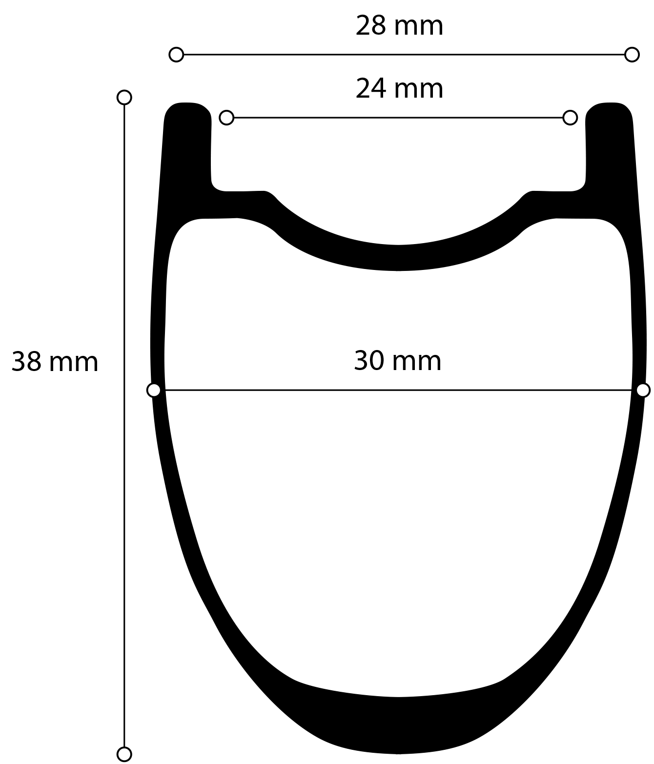 RAR EVEN GX38-700C